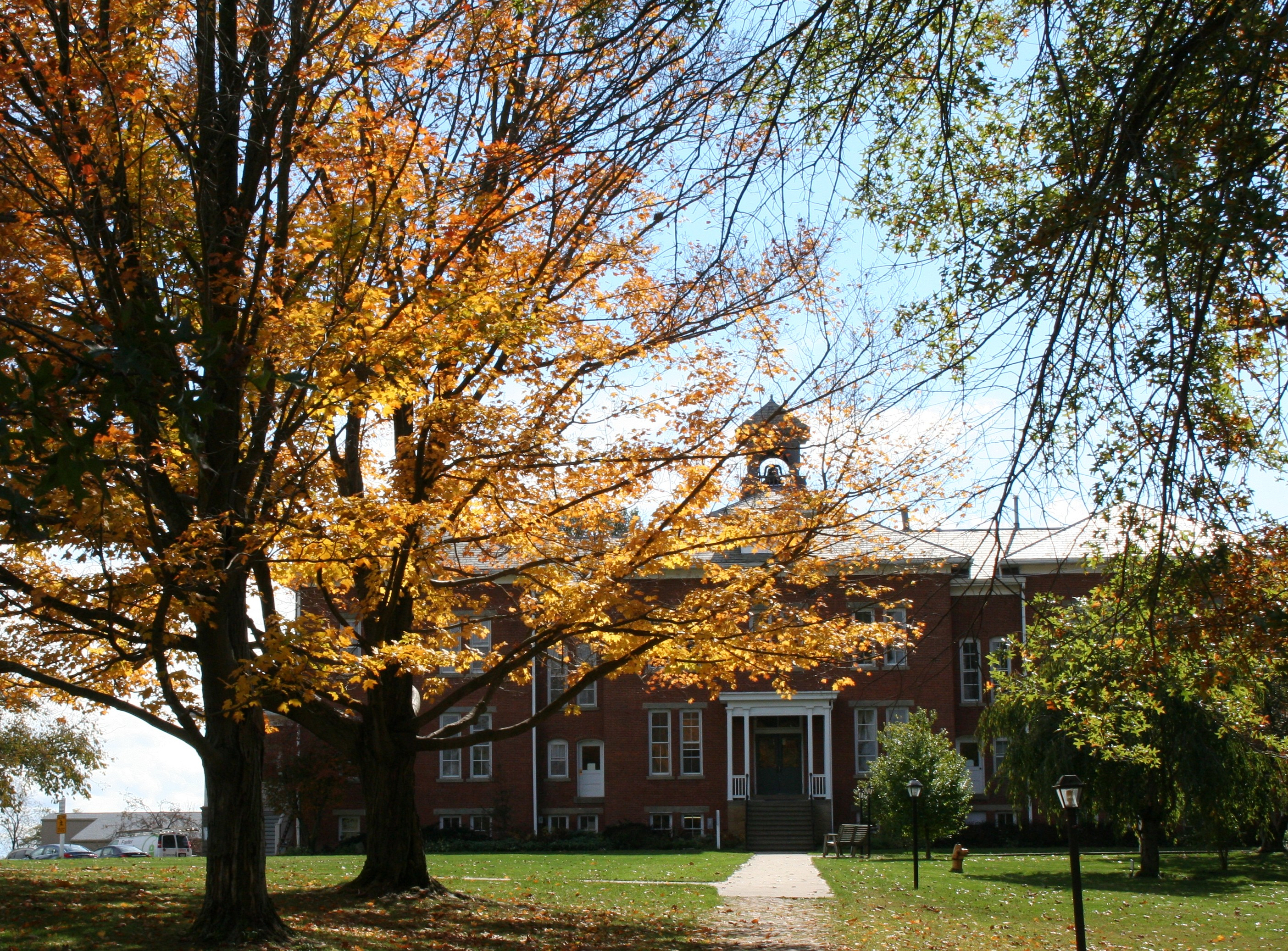 Olney Friends School Campus