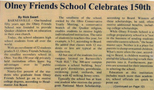 The Road to Homecoming 2015: 1985-1989