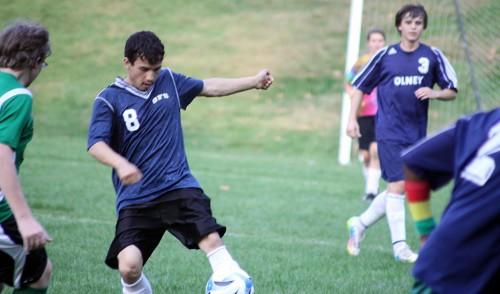 Soccer (vs. Barnesville) – 9/23/2015