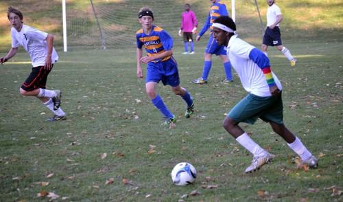 Soccer (vs. Maysville) – 10/19/2015