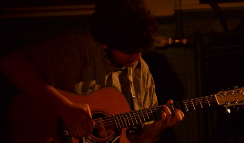 Homecoming 2015 — Coffeehouse Event