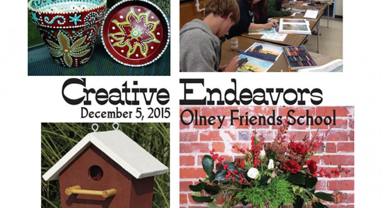 Creative Endeavors Open to Middle and High School Students