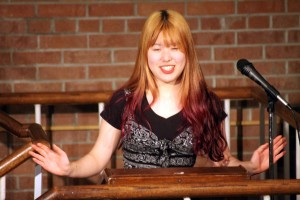 Ohio High School Poetry Slam