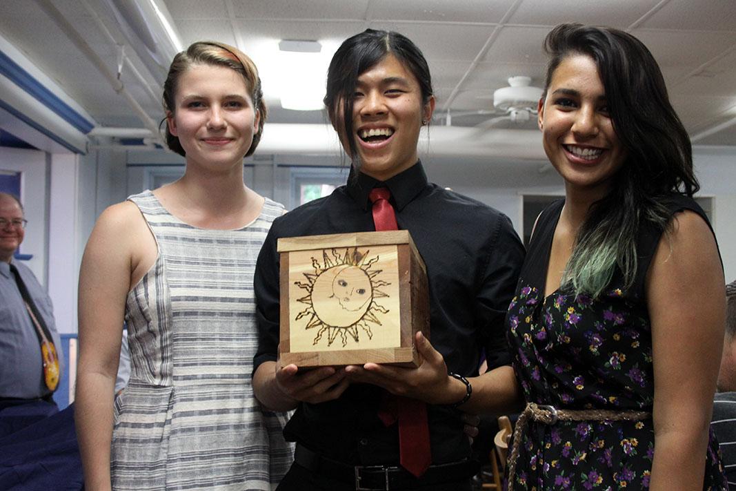 Athletics, Academics, and Sportsmanship Honored at Awards Banquet