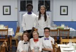 Class of 2020 Hosts Annual Thanksgiving Dinner