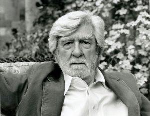 Poet Stanley Plumly